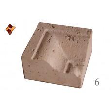Элемент декора 06 декоративный камень
