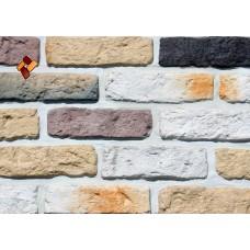 Античный кирпич 018 декоративный камень
