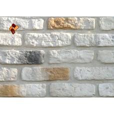 Античный кирпич 07 декоративный камень