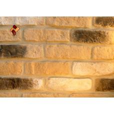 Античный кирпич 09 декоративный камень