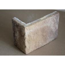 Английская крепость угловой элемент  декоративный камень