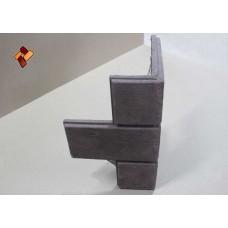Карпатский двор угловой элемент кп декоративный камень