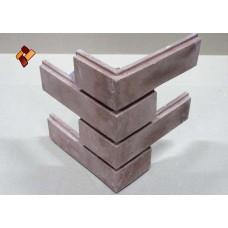 Клинкерный кирпич угловой элемент кп декоративный камень