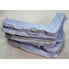 Американская скала угловой элемент  декоративный камень