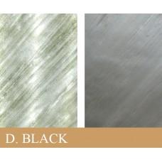 D. Black прозрачный каменный шпон