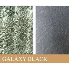 Galaxy Black прозрачный каменный шпон